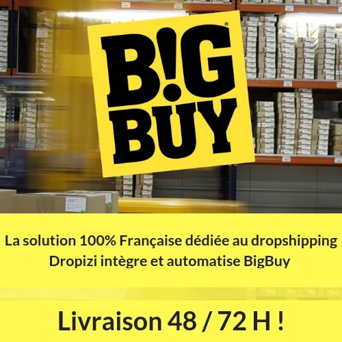 bigbuy fournisseur dropshipping