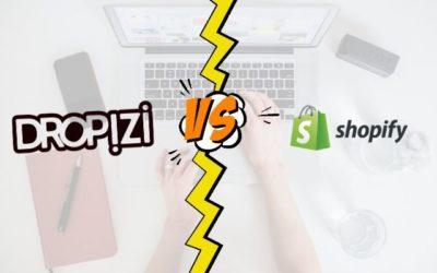 Avis complet sur Dropizi et Shopify : Quelle solution e-commerce choisir pour le dropshipping ?